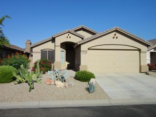Sunsets, Picturesque Mountains Golf Course Home, San Tan Valley