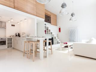 Coolest, fully equipped  design apt for low price, Budapest