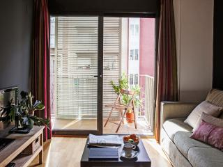 Apartment 2 bedrooms 10 min from the centre - 24 h, Barcelona
