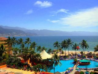 Beach-front 2-bedroom on Hotel Zone, Puerto Vallarta