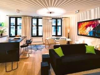Grand Place - Spacious & Design Two Bedrooms Apt, Brussels