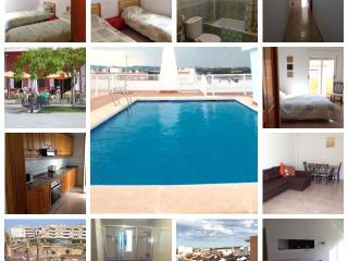 Rooftop pool apartment, Los Montesinos