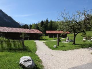 Vacation Apartment in Ruhpolding - 1130 sqft, relaxing, beautiful, natural (# 5308)