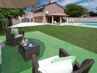 Villa Perhat - newly built modern Villa with pool near Visnjan