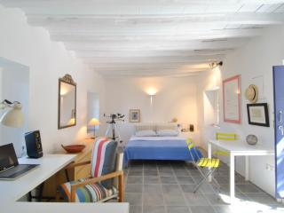 Peaceful Studio under the Castle, Kythira Town