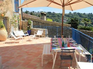 Ideal Family Home Beside Pretty Medieval Village, Cagnes-sur-Mer
