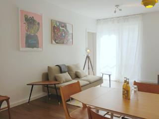 701 Beautiful 2 room apartment in Mitte, Berlino