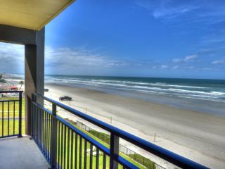 Hawaiian Inn Oceanfront - $600/ week thru Oct 10t, Daytona Beach