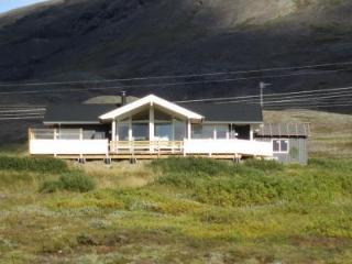 New & modern house with great view, Selfoss