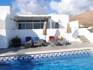 Bungalow PLUMERA in La Asomada for 6 persons