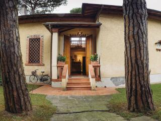 VILLA DOMINIC, 700 meters from the beach, Forte Dei Marmi