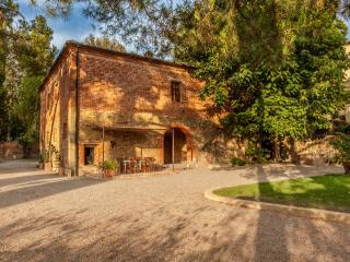 Archi - Castelletto Vacation Rental in Tuscany, Sinalunga