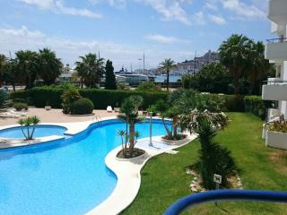 Apartment with views to the Port and Dalt svila, Ibiza Town