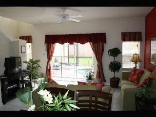 Sensational Townhouse 5 Minutes From Disney, Kissimmee