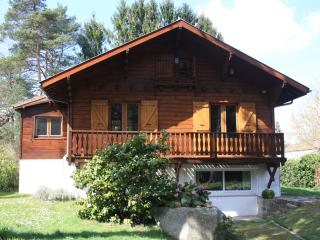 Great chalet in Fontainebleau, 1 hour from Paris