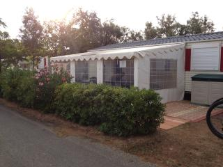 MOBIL-HOME 6 personnes 3 chambres VALRAS PLAGE, Valras-Plage
