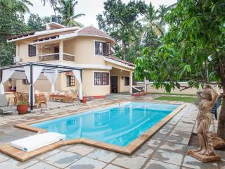 Private 3BHK Luxury Villa, Calangute