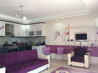 lux holiday in 1+1 apartments in Side