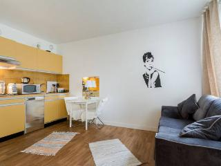 Appartement Paris la porte Maillot, Suresnes