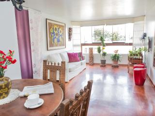 MIRAFLORES GREAT LOCATED FLAT JACUZZI, Lima