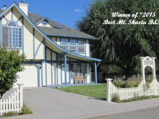 Magical Angel House private, quiet & downtown too!, Mount Shasta