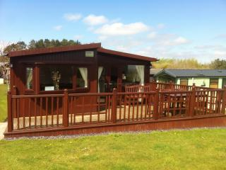 7 Forest Lodge Hafan Y Mor Holiday Park, Haven, Chwilog