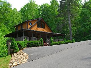 Private luxury 2 bedroom cabin with home theater!, Sevierville