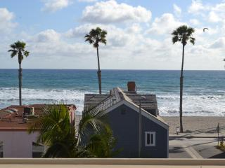 Direct Ocean View North Coast Village Beach Condo, Oceanside