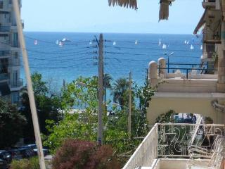 Sea-view flat near Acropolis - walk to the beach, Paleo Faliro