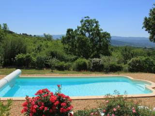 Luberon Vacation Rental with Private Pool, WiFi, Fabulous Views, and Walk to Village, Saint-Saturnin-les-Apt