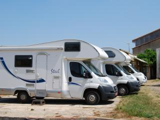 motorhome on hire barcelona spain, Llagostera