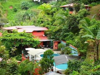 Three bedroom Ocean View Villa, Quepos
