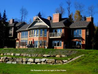 Beautiful Rabaska 3/4 bedroom on 18th hole la Bete, Mont Tremblant