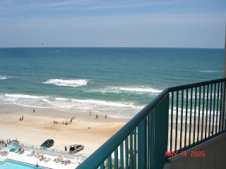 OceanView Condo Like an OceanFront Condo, Daytona Beach