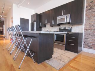 Incredible 4BR Loft in The Plateau, Montreal