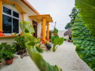 To treat guest with affordable, amazing beach holi, Rasdhoo