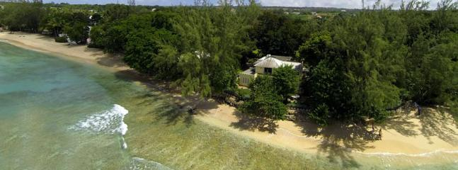 Villa Sea Shell SPECIAL OFFER: Barbados Villa 312 With Over 200m Of Beach Frontage, This Distinctive Property Is Surrounded By 2¼ Acres Of Lush Green Gardens., Saint Peter Parish