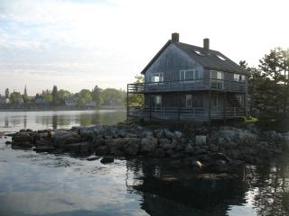 Little Island House: Two-apts., rent one or both, Bass Harbor