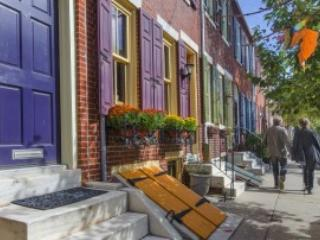 Historic Philadelphia Apartments - Cozy 3 Bedroom, Filadelfia