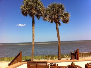 Oceanfront Condo on a Private Island with Golf!, Fripp Island