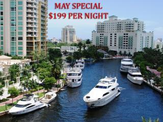 Luxury Condo on the River, Fort Lauderdale