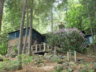 SQUAM, SQUAM, SQUAM!  Waterfront Cottage Vacation Rental (MON566W), Center Harbor