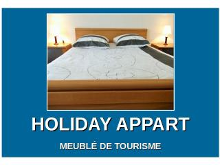 HOLIDAY APPART, Corbeil-Essonnes