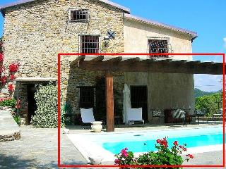 Apartment with private pool, Recco