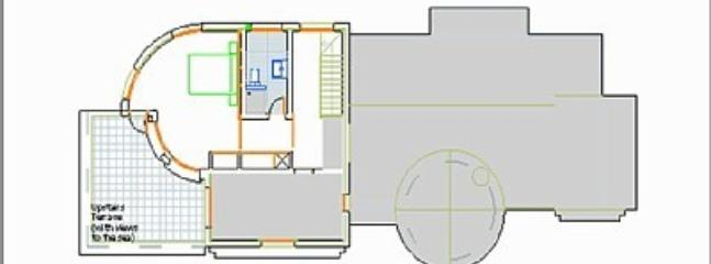 Layout Tower bedroom