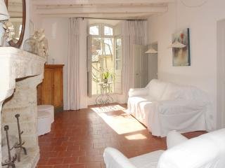 Lovely house for holidays in Uzes historic centre
