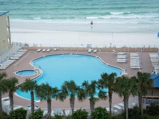 Oceanfront Master Bedroom with Spectacular View !, Panama City Beach