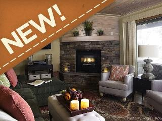 Cozy and Comfortable Fireside Condo, Next to Whitefish Lake