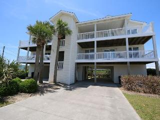 Ocean Oasis - Soak in the sun at this great Kure Beach condo