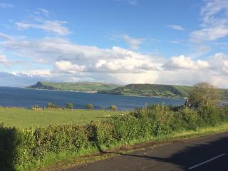 Bay view apartment, Carnlough